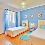 Ferienhaus Algarve ALS4617 Schlafraum mit 2 Betten