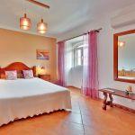 Ferienhaus Algarve ALS4617 Schlafraum mit Doppelbett