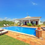 Ferienhaus Algarve ALS4617 Sonnenliegen am Pool