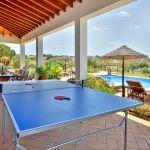 Ferienhaus Algarve ALS4617 Tischtennisplatte