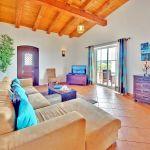 Ferienhaus Algarve ALS4617 Wohnraum mit TV
