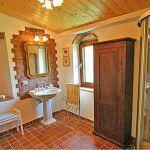 Ferienhaus Toskana TOH200 Bad mit Dusche