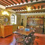 Ferienhaus Toskana TOH200 Essbereich