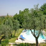Ferienhaus Toskana TOH200 Pool im Garten