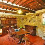 Ferienhaus Toskana TOH200 Wohnbereich