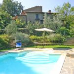 Ferienhaus Toskana mit Pool TOH200
