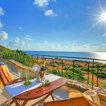 Ferienhaus Kreta KV12283 Blick auf das Meer