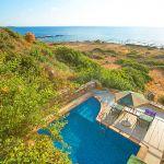 Ferienhaus Kreta KV12283 Blick auf den Pool
