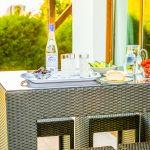 Ferienhaus-Zypern-ZYS3733-Gartentisch-am-Grill