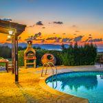 Ferienhaus-Zypern-ZYS3735-Abenddämmerung-am-Pool