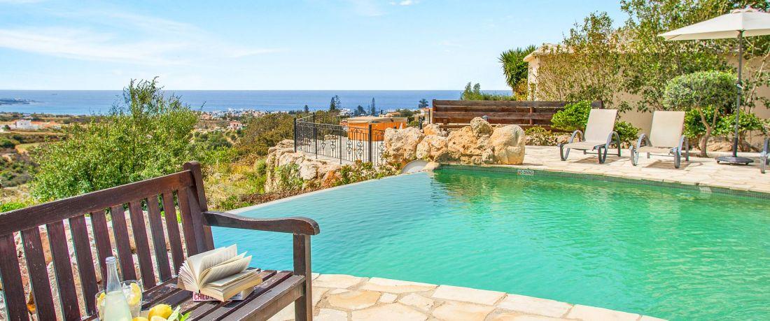 ferienhaus zypern zys3736 mit pool und whirlpool f r 6. Black Bedroom Furniture Sets. Home Design Ideas
