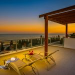 Villa-Zypern-ZYS3739-Meerblick-bei-Dämmerung