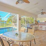 Villa Florida FVE41835 Aussen-Küche mit Grill