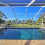 Villa Florida FVE41835 Pool mit Blick auf das Wasser