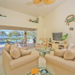 Villa Florida FVE41835 Sitzecke mit TV