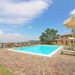 Ferienhaus Toskana TOH401 Gartenmöbel am Pool