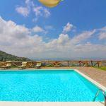 Ferienhaus Toskana TOH401 Swimmingpool mit Leiter