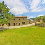 Ferienhaus Toskana TOH401 großer Garten
