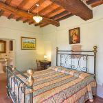 Ferienhaus Toskana TOH630 Doppelbettzimmer