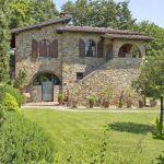 Ferienhaus Toskana TOH630 Garten