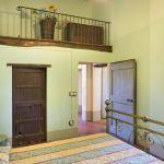 Ferienhaus Toskana TOH630 Schlafraum mit Doppelbett