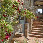Ferienhaus Toskana TOH630 Treppe zum Obergeschoss