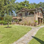 Ferienhaus Toskana TOH630 Weg zum Haus