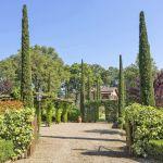 Ferienhaus Toskana TOH630 Zufahrt zum Haus
