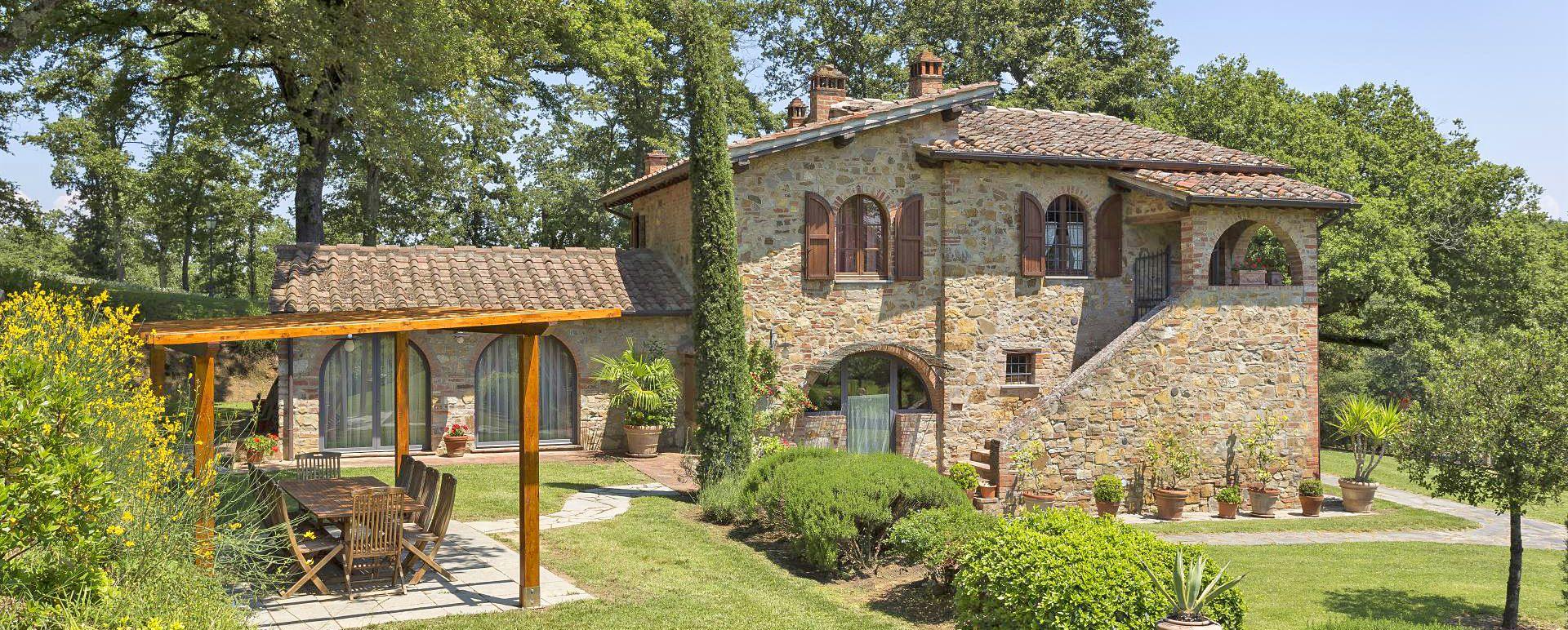 Ferienhaus Toskana TOH630