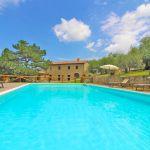 Ferienhaus Toskana mit Pool TOH401