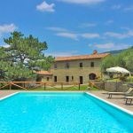 Ferienhaus Toskana mit Swimmingpool TOH401