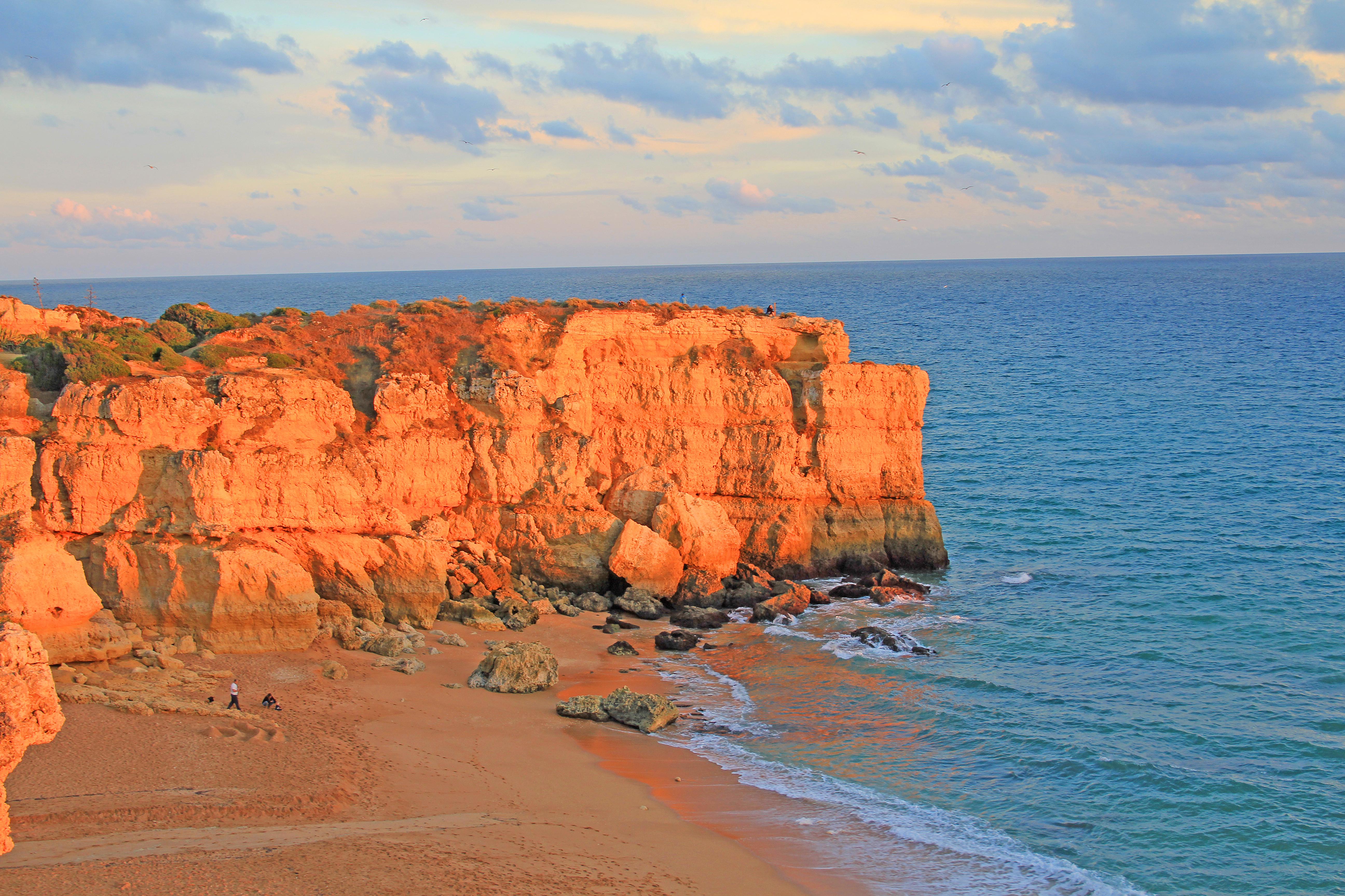 Praia da Coelha - Strand von Coelha 2