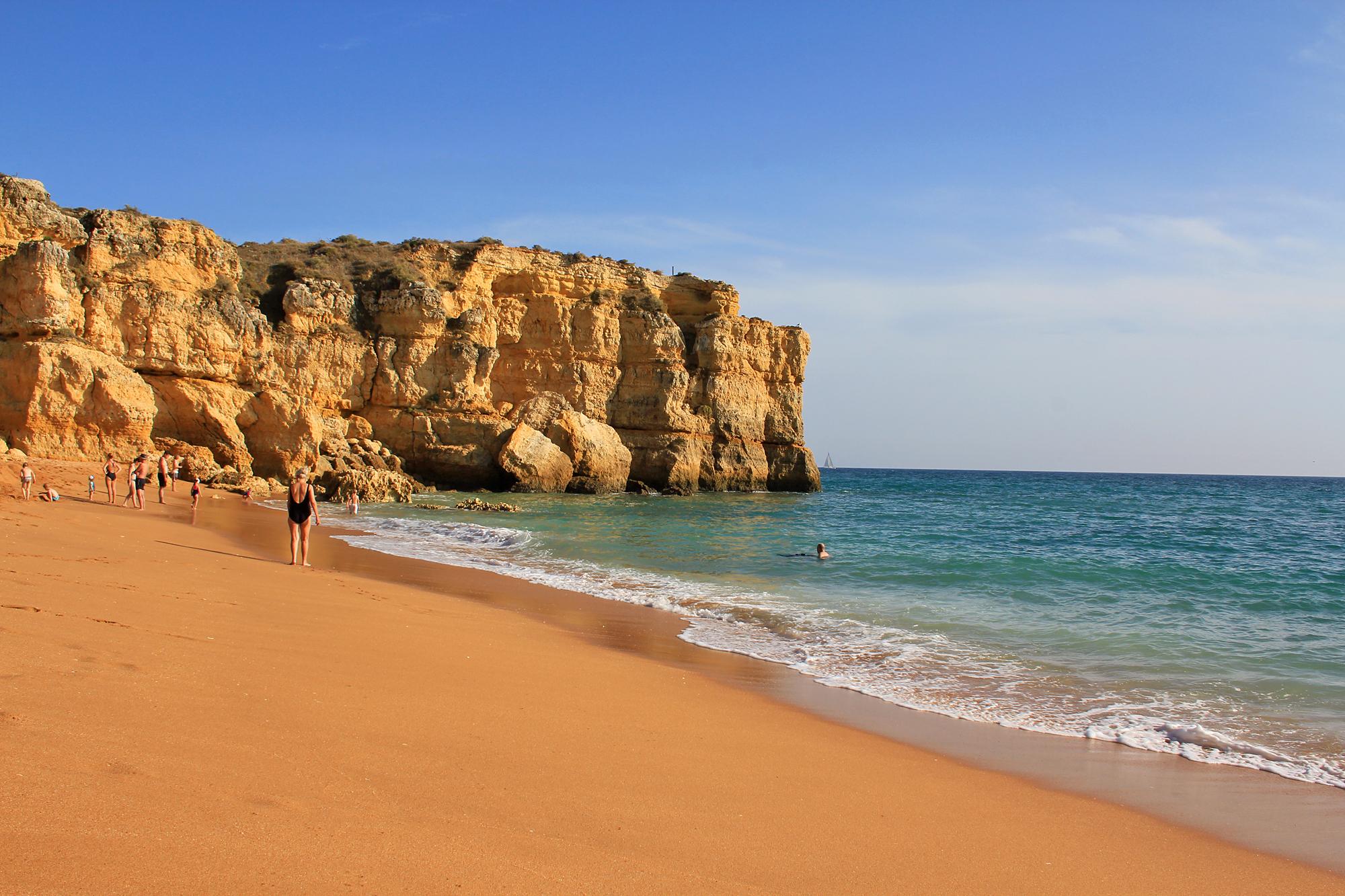 Praia da Coelha - Strand von Coelha 31