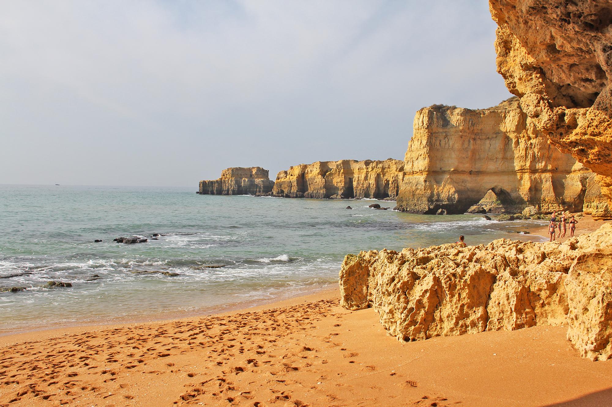 Praia da Coelha - Strand von Coelha 35