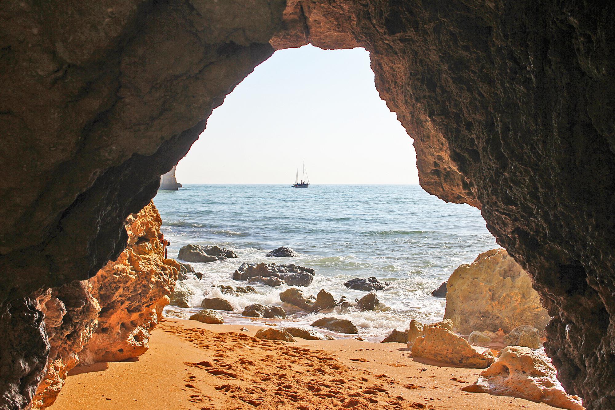 Praia da Coelha - Strand von Coelha 36