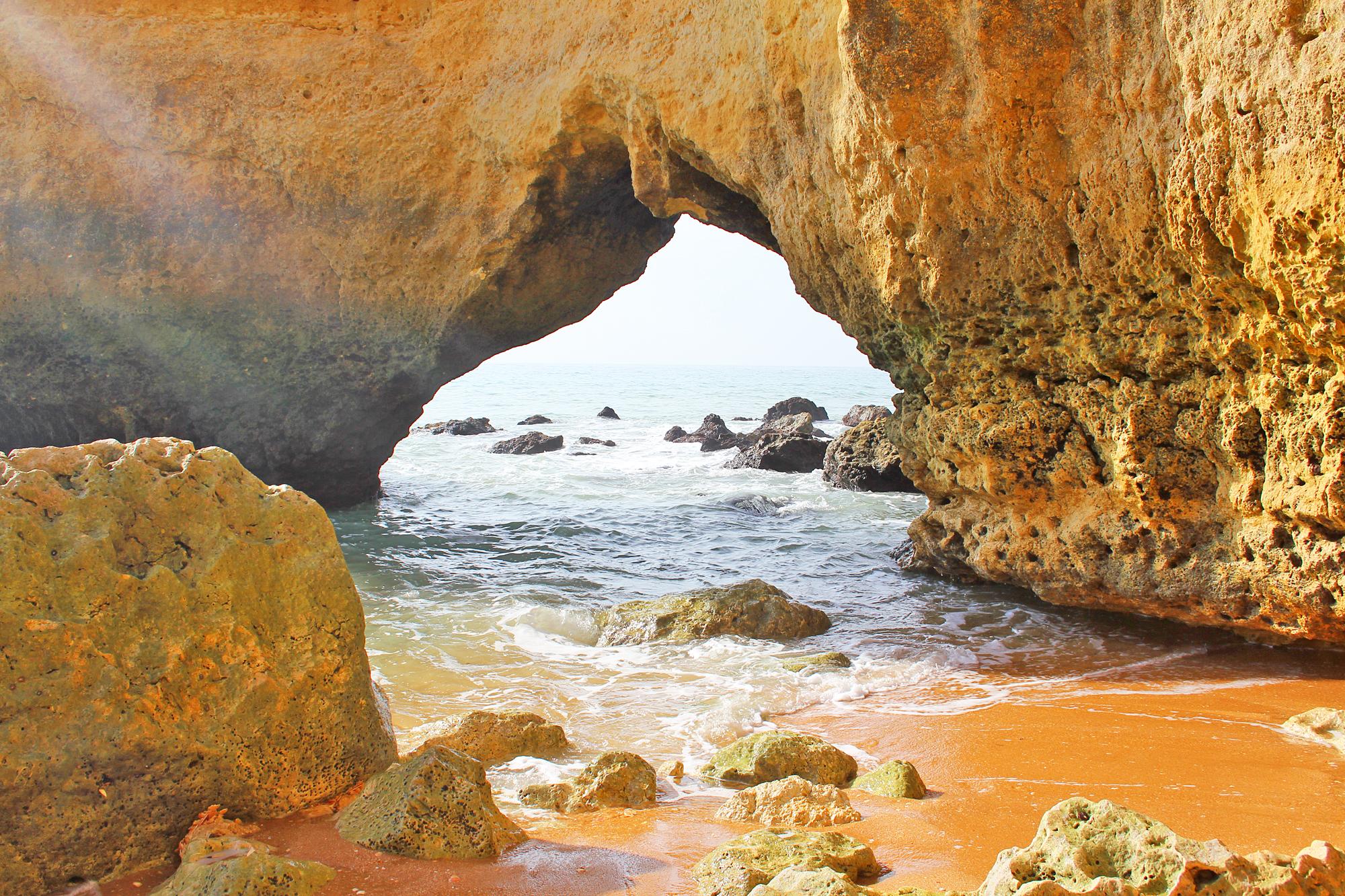 Praia da Coelha - Strand von Coelha 38