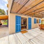 Ferienhaus Mallorca MA53711 überdachte Terrasse