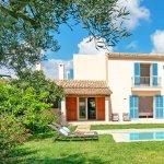 Ferienhaus Mallorca MA53711 Garten mit Pool