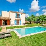 Ferienhaus Mallorca MA53711 Liegen am Pool