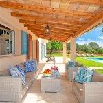 Ferienhaus Mallorca MA53711 Terrasse mit Sitzecke