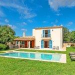 Ferienhaus Mallorca MA53711 mit Pool im Garten
