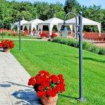Ferienhaus Toskana TOH17001 Blumen im Garten