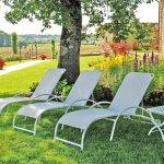 Ferienhaus Toskana TOH17001 Liegen im Garten