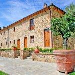 Ferienhaus Toskana TOH17001 Platz vor dem Haus
