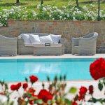 Ferienhaus Toskana TOH17001 Rosen am Pool