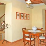 Ferienhaus Toskana TOH17001 Tisch