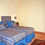 Ferienhaus Toskana TOH17001 Zweibettzimmer