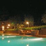 Ferienhaus Toskana TOH17001 mit beleuchtetem Pool