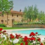 Ferienhaus Toskana mit Pool TOH17001