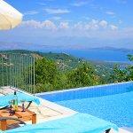 Ferienhaus Korfu KOV22301 Pool mit Meerblick